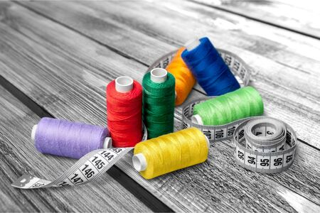 needlecraft product: Sewing, Thread, Spool.
