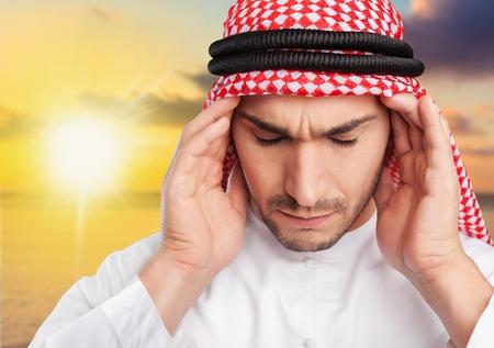 agal: Saudi, man, arab.