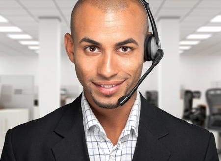 it support: IT Support, Men, Headset.