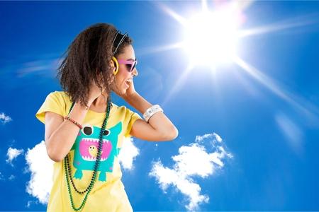 mujeres africanas: Chica adolescente, baile, mujeres.
