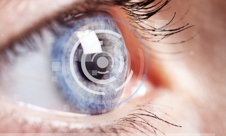 and future vision: La catarata, ojo, visión.