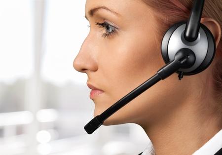 servicio al cliente: Centro, Telefonista, Teléfono Call.