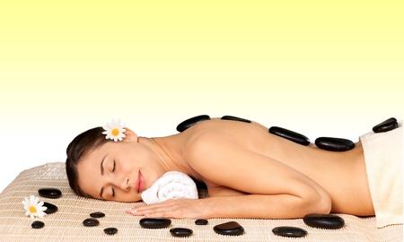 eastern medicine treatment: Spa Treatment, Health Spa, Massaging.