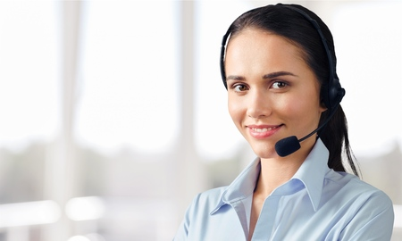 phone service: Customer Service Representative, Call Center, Service.