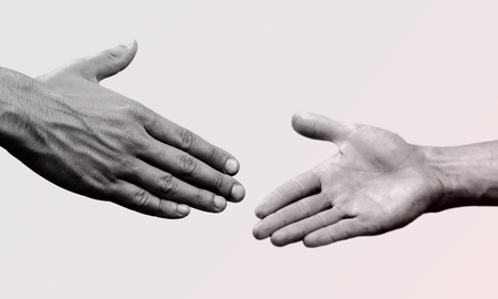 aide à la personne: Aide à la main, le partenariat.