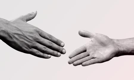 Help, hand, partnership.