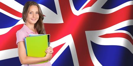 Engels, studeren, spreken.