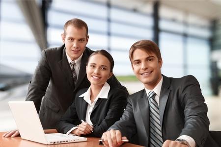 mature business man: Business, Office, Meeting.