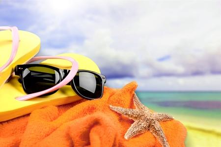 Beach, Summer, Sun.