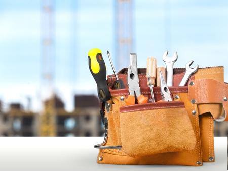 tool: Tool-Box, Werkzeugkasten. Lizenzfreie Bilder