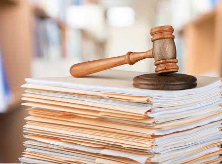 Derecho, Legislación, Documento. Foto de archivo
