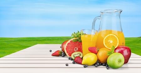orange juice glass: Orange Juice, Juice, Orange. Stock Photo