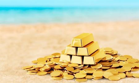 Treasure Chest, Treasure, Jewelry.