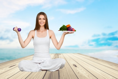 healthy lifestyle: Exercising, Healthy Eating, Healthy Lifestyle.