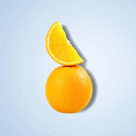 upperdeck view: Orange
