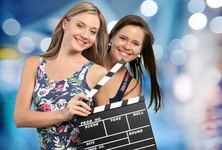 cinta pelicula: Pizarra de la película, Película, Industria cinematográfica.