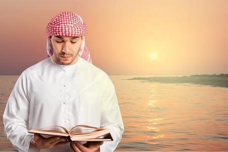 preacher: Muslim, ramadan, preacher.