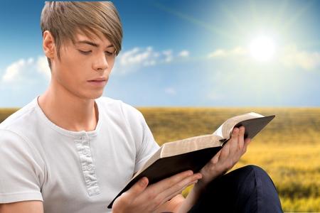 early teens: Bible, Teenager, Latin American and Hispanic Ethnicity.