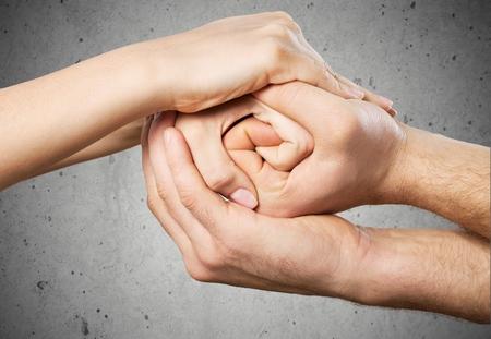apoyo social: Social, el apoyo, la ayuda. Foto de archivo