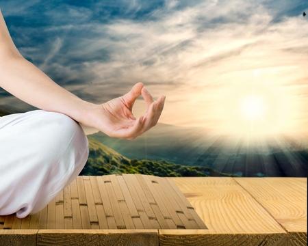 contemplation: Yoga, Yoga Class, Spirituality.