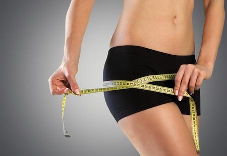 dieting: Dieet, gewicht, Body.