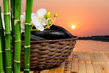 Bamboo, Spa Treatment, Health Spa.