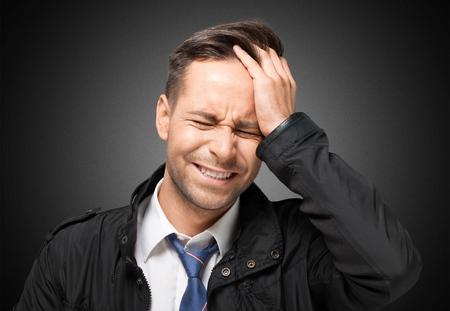 pressure loss: Men, Pain, Crying.