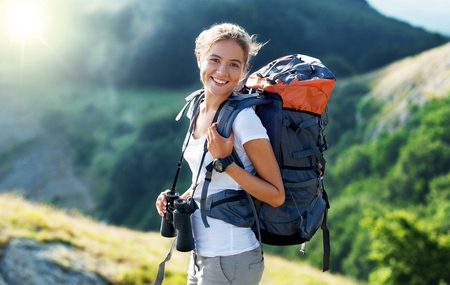 travelers: Travel, traveler, backpack.