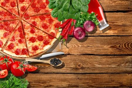 division: Pizza, Portion, Division.