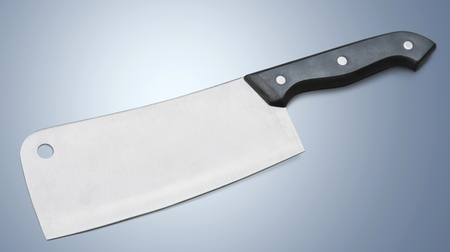 cleaver: Meat Cleaver, Kitchen Knife, Axe.