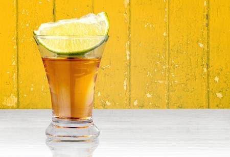 shot: Tequila, Shot Glass, Tequila Shot.
