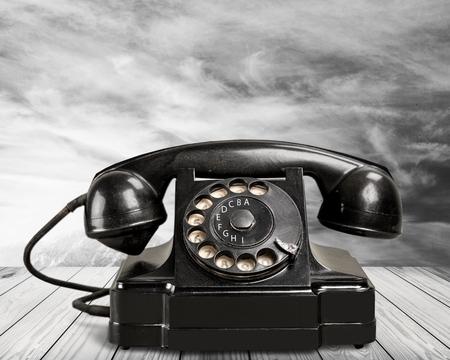 bakelite: Telephone, Retro Revival, Old-fashioned.