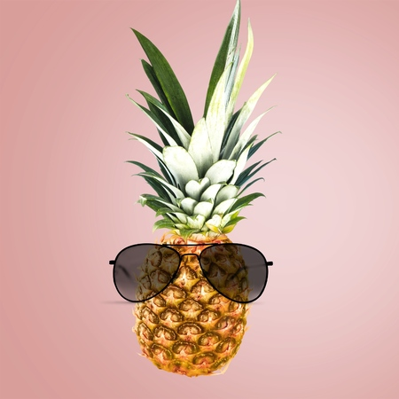tropical climate: Pineapple, Food, Tropical Climate.