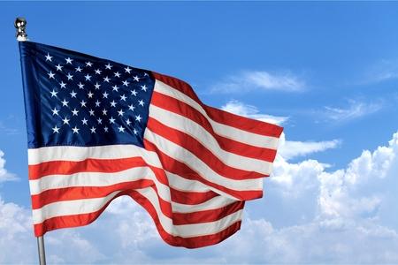 American Flag, Flag, American Culture.