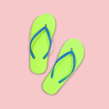 sandal: Flip-flop, Sandalia, Verano. Foto de archivo