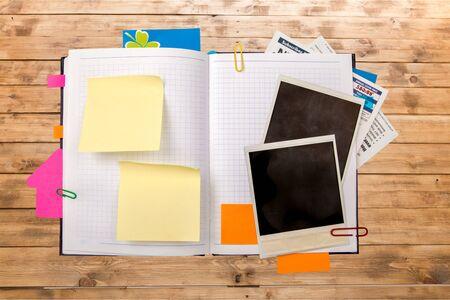 Diary, Personal Organizer, Book.