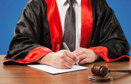 orden judicial: Corte, ley, legal. Foto de archivo