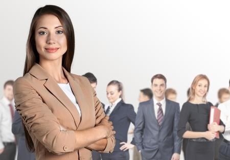 Businesswoman, Women, African Ethnicity. Stock Photo