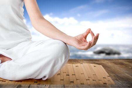 yoga lotus: Yoga, Yoga Class, Spirituality.