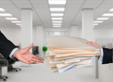 filing document: File, Document, Giving.