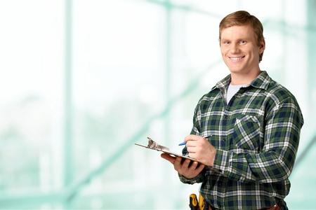 class maintenance: Carpenter, Manual Worker, Electrician.
