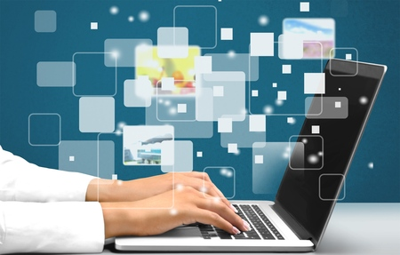 technologie: Santé et médecine, le dossier médical, l'équipement électrique.