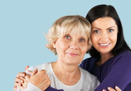 80 plus adult: Senior Adult, Family, People.