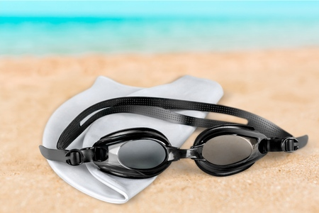 swimming goggles: Swimming, Swimming Goggles, Cap.
