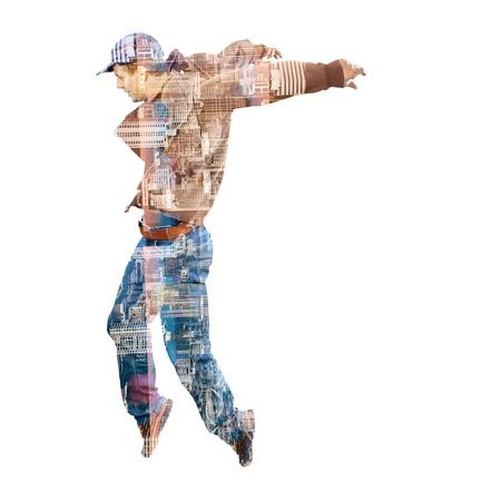 baile hip hop: Hip Hop, Bailar�n, Breakdance.