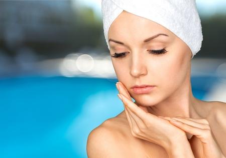 body human skin: Facial, skin, face.