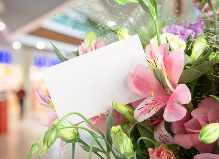 Mothers Day, Flower, Bouquet. Stock Photo