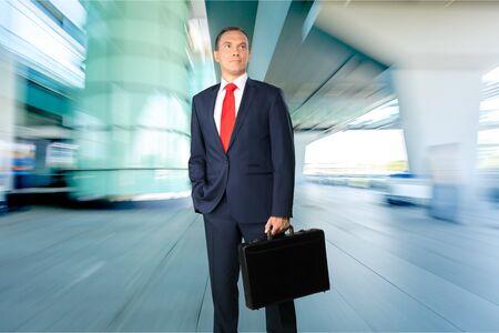 briefcase: Briefcase, Men, Businessman.