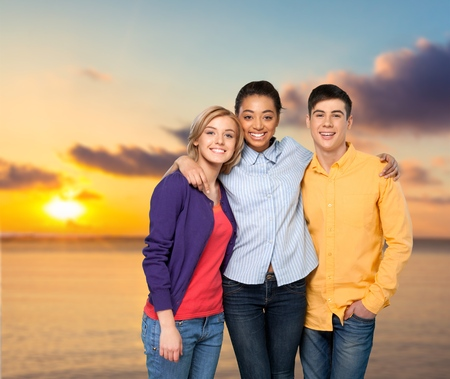 adolescencia: Adolescente, Adolescencia, Grupo de personas.