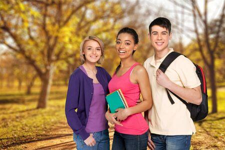 adolescencia: Estudiante, Adolescente, Adolescencia. Foto de archivo